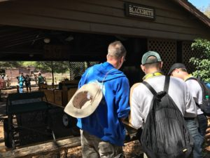 The Blacksmith's at Fort Wilderness Campground